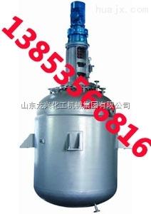 反应系列之电加热,蒸汽加热不锈钢反应釜-龙兴集团