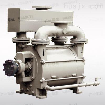 广一水泵厂丨水环式真空泵的接线方法