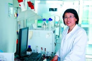 张夏青:奋斗在科研一线的女超人